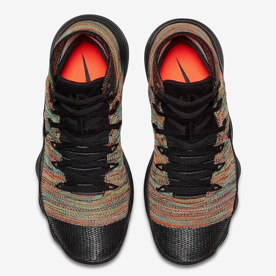 Nike React Hyperdunk 2017 Flyknit Multicolor 917726-006