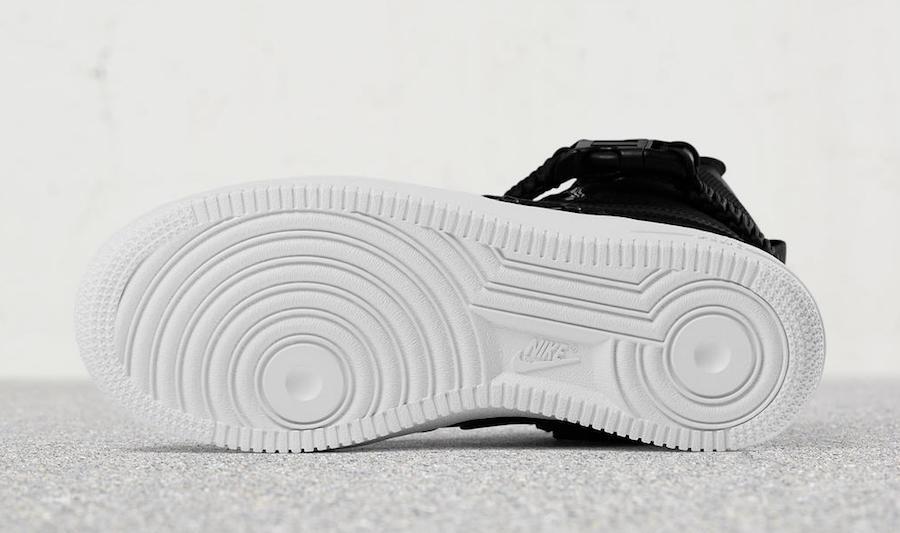 Nike SF-AF1 Black Patent AJ0963-001
