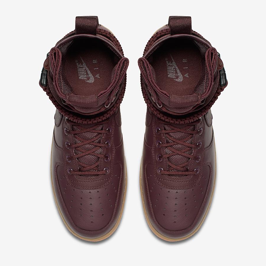 promo code 1f9e9 cf5a3 ... Nike SF-AF1 Deep Burgundy 864024-600 ...