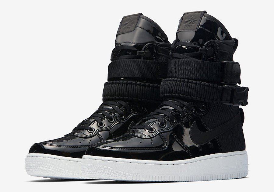 Nike SF-AF1 Force is Female Black AJ0963-001