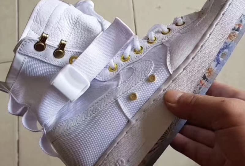 Nike SF-AF1 Mid CNY Chinese New Year