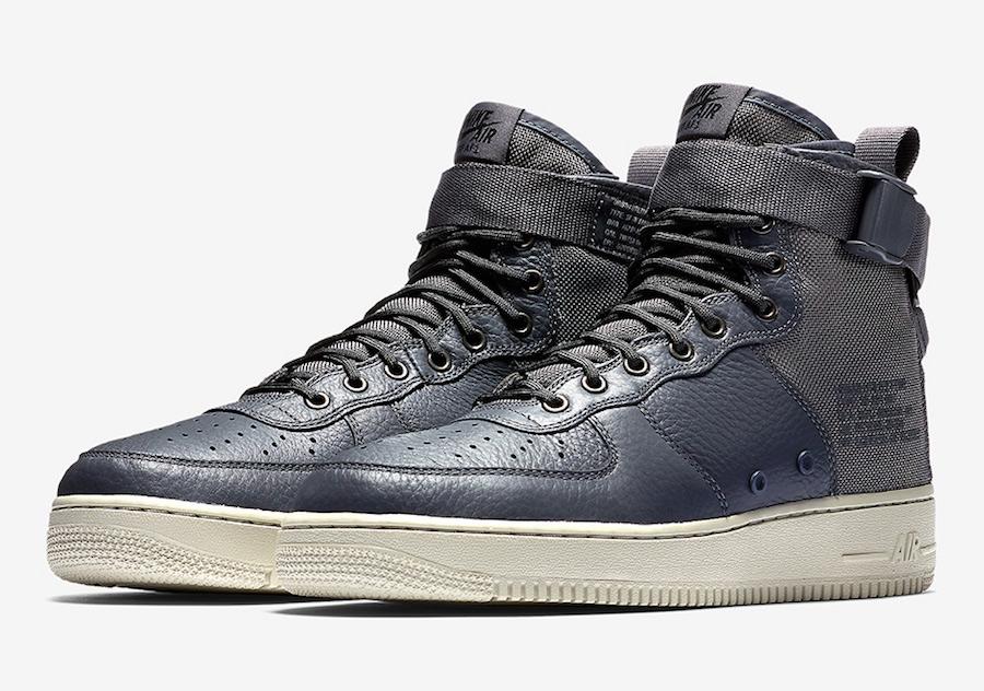 Nike SF-AF1 Mid Dark Grey 917753-004