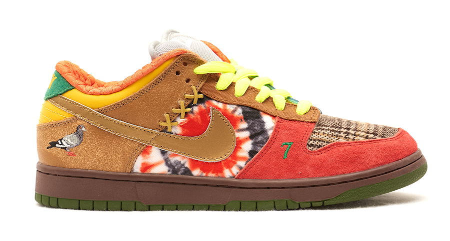 Nike Staple SB What The Dunk