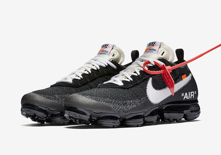 Nike VaporMax Off-White The Ten AA38310-001