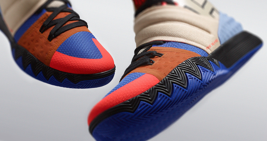Nike What The Kyrie S1Hybrid AJ5165-900