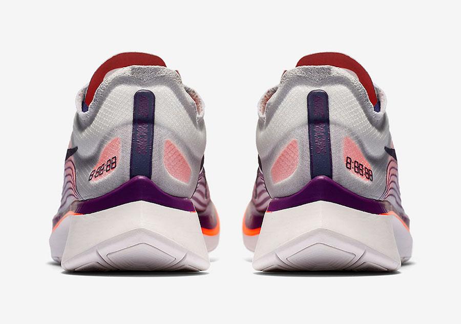 Nike Zoom Fly SP Purple Orange AA3172-500