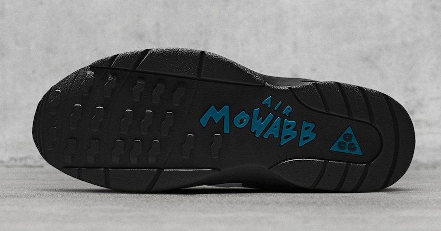 NikeID ACG Pendleton Mowabb Jay Gordon Bodega