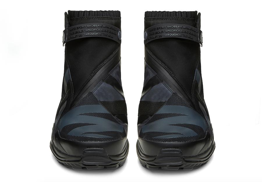 NikeLab Gyakusou Gaiter Boot Black