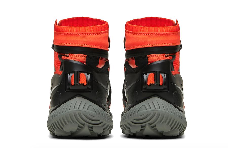 NikeLab Gyakusou Gaiter Boot Vivid Orange