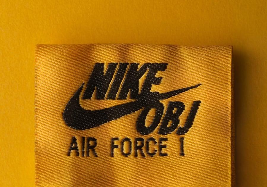 Odell Beckham Jr Nike SF AF1 OBJ 917753 801 | SneakerFiles