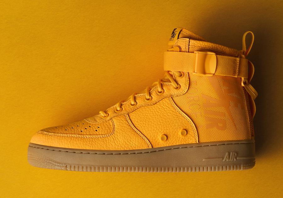 Odell Beckham Jr Nike SF-AF1 OBJ 917753-801