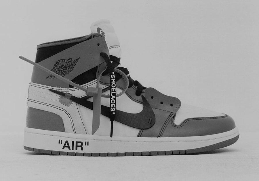 Off-White Air Jordan 1 White 2018