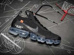 Off-White Nike Air VaporMax Black 2018 Release Details
