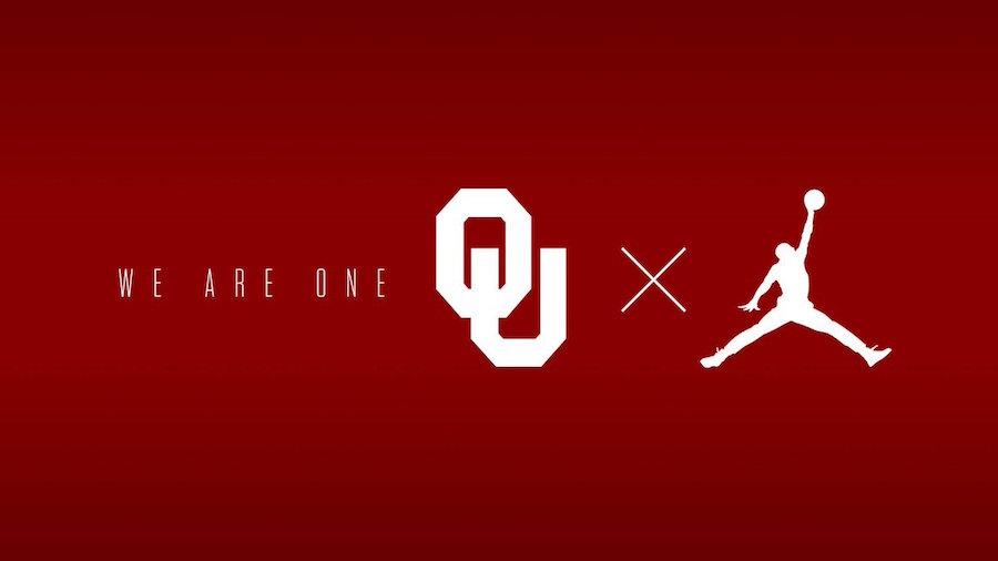 Oklahoma Sooners Jordan Brand