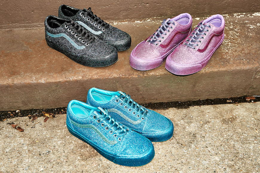 Opening Ceremony Vans Old Skool Glitter 2 Pack