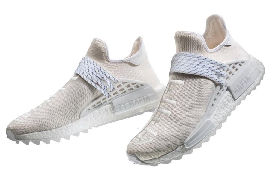 adidas pharrell williams pw nmd hu razza nera bb3068 5 100