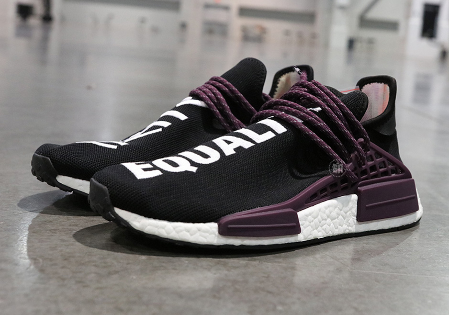 Detailed Look at the Pharrell x adidas NMD Hu Trail 'Equality'