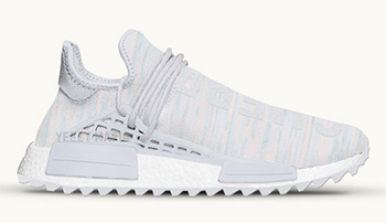 Pharrell adidas NMD Human Race Trail BBC Cotton Candy