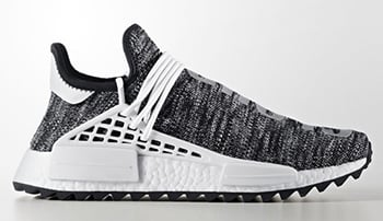 Pharrell adidas NMD Human Race Trail Core Black