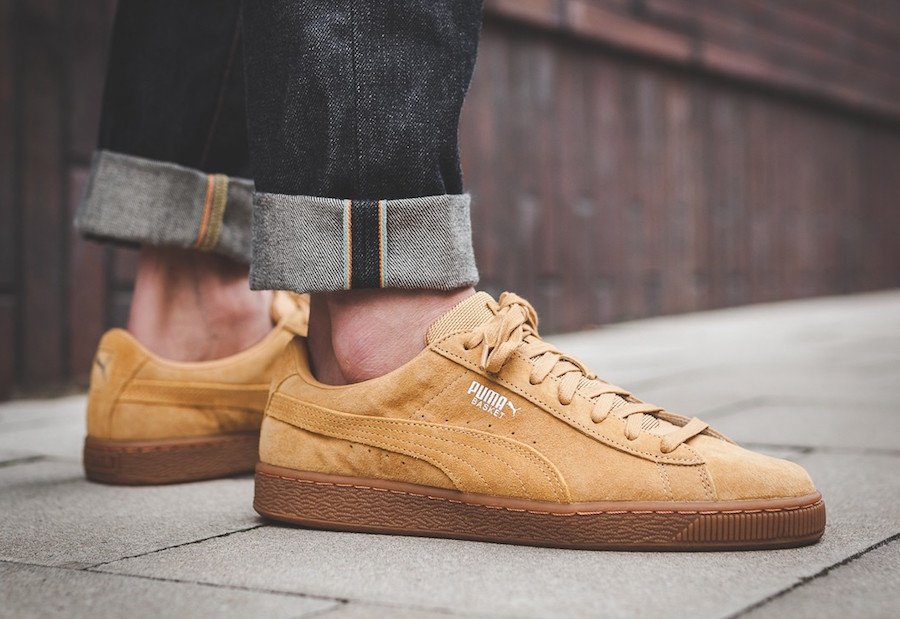 Puma Basket Wheat