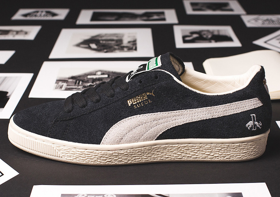 Puma Suede 50th Anniversary Rudolf Dassler