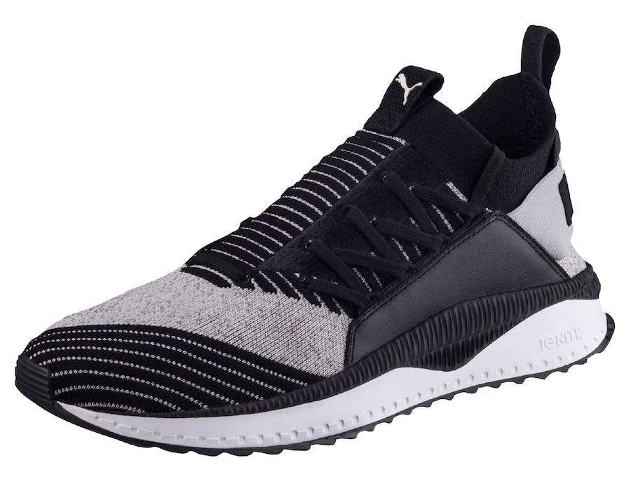 Puma Tsgui Jun Black White