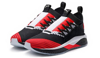 Puma Tsugi Cubism Black Red