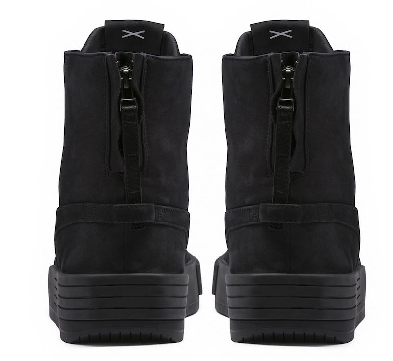 Puma XO Parallel Triple Black Release Date