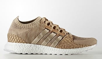 Pusha T adidas EQT Support Ultra Brown Paper Bag Bodega Babies