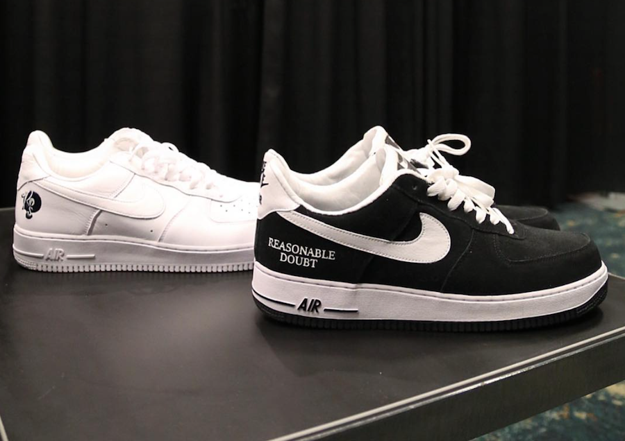 Reasonable Doubt Nike Air Force 1 Low