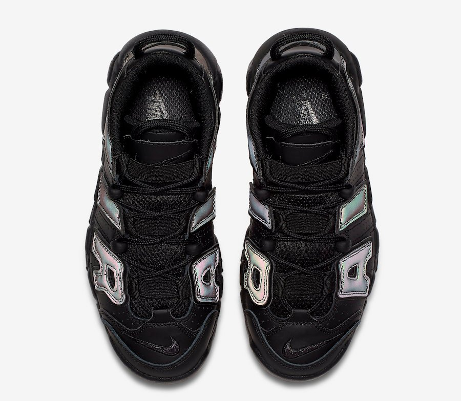 Reflective Nike Air More Uptempo