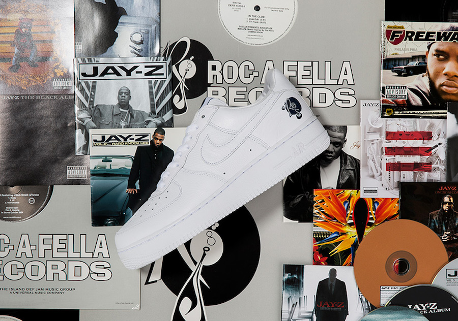 Roc-A-Fella Nike Air Force 1 Low AO1070-101