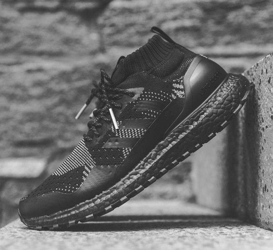 Ronnie Fieg Nonnative adidas Ultra Boost Mid