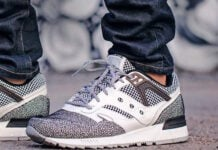 Saucony Grid SD Eel Stingray