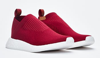 Sneakersnstuff adidas NMD CS2 Class of 99 Red