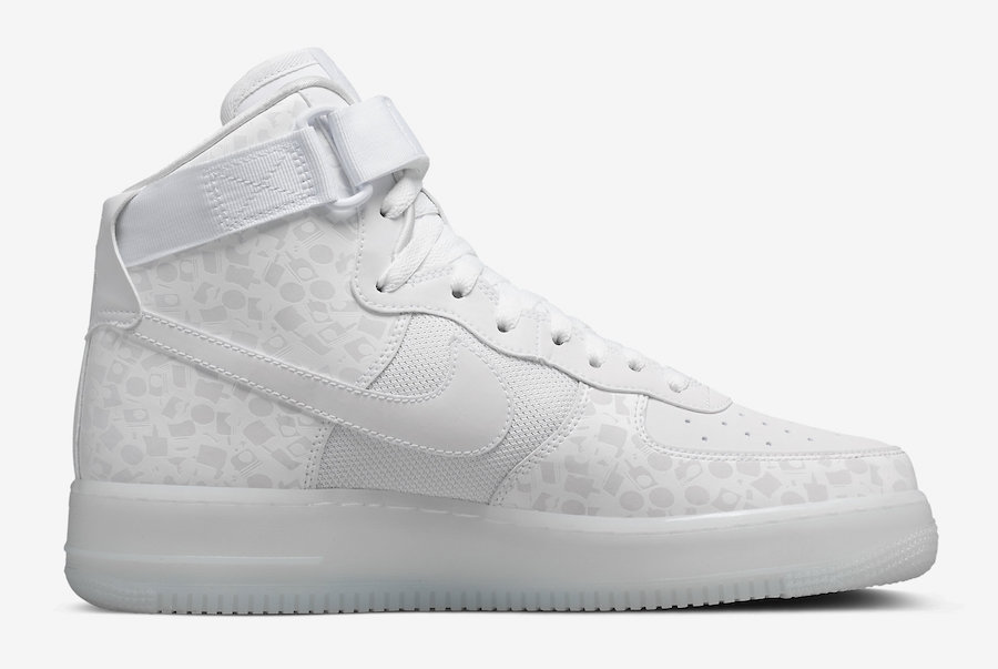 Stash Nike Air Force 1 High AO9296-100
