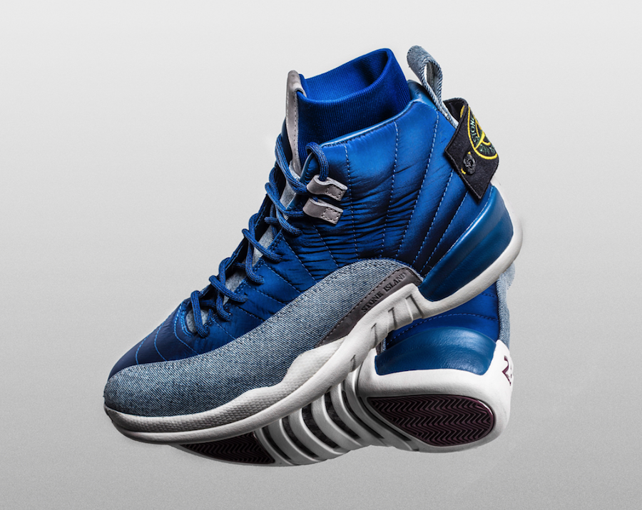 Stone Island Air Jordan 12 Drake Birthday
