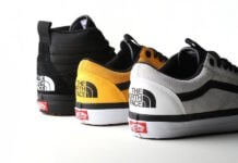 The North Face Vans Old Skool SK8-Hi