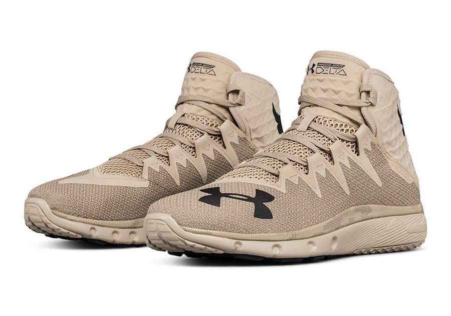 The Rock Under Armour Project Rock Delta Beige 3020175-200