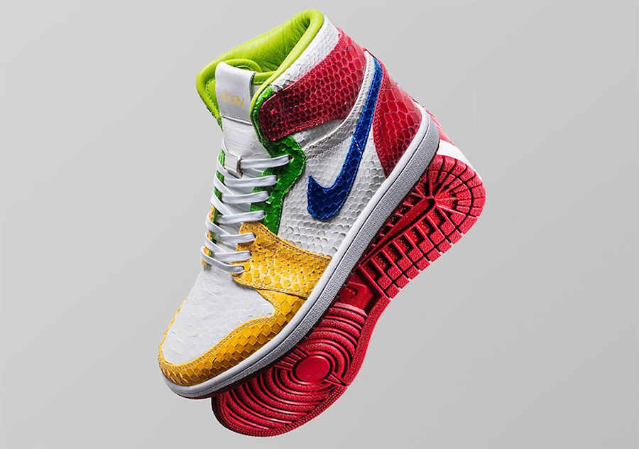 The Shoe Surgeon eBay Air Jordan 1