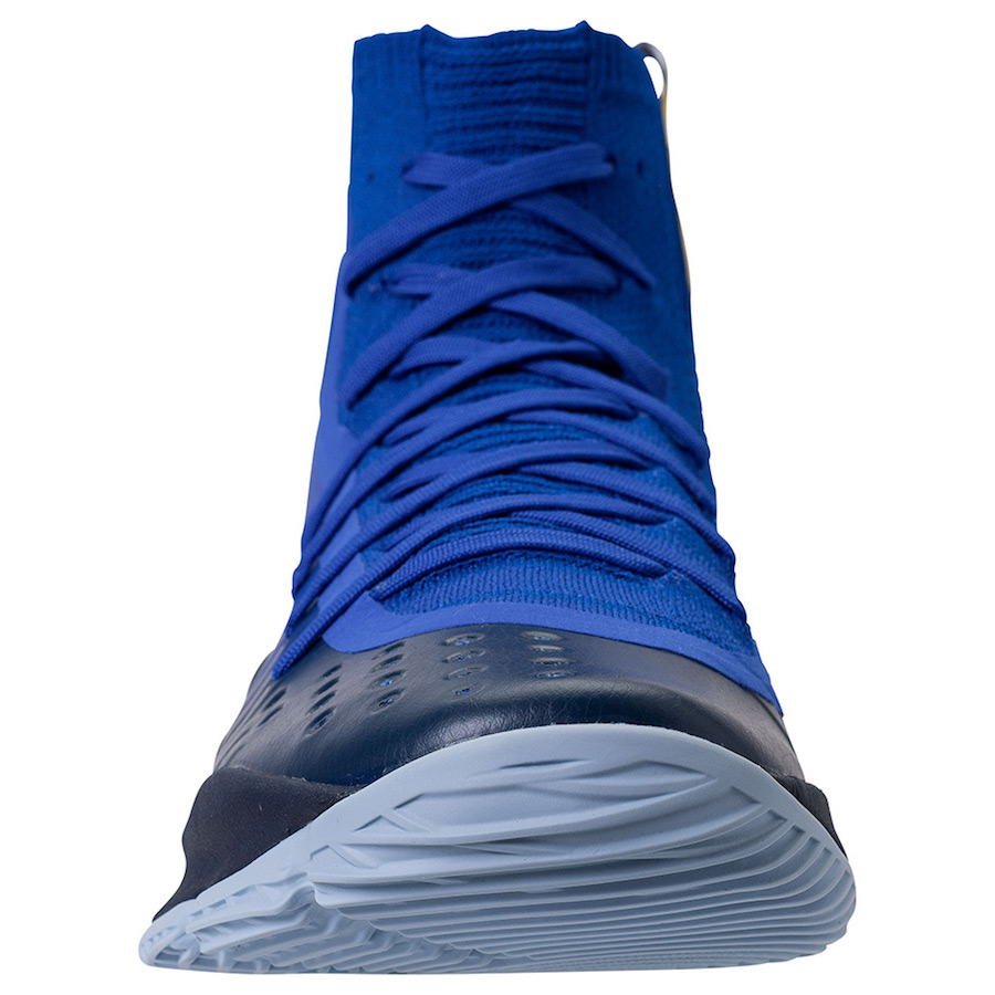 Under Armour Curry 4 Away Team Royal