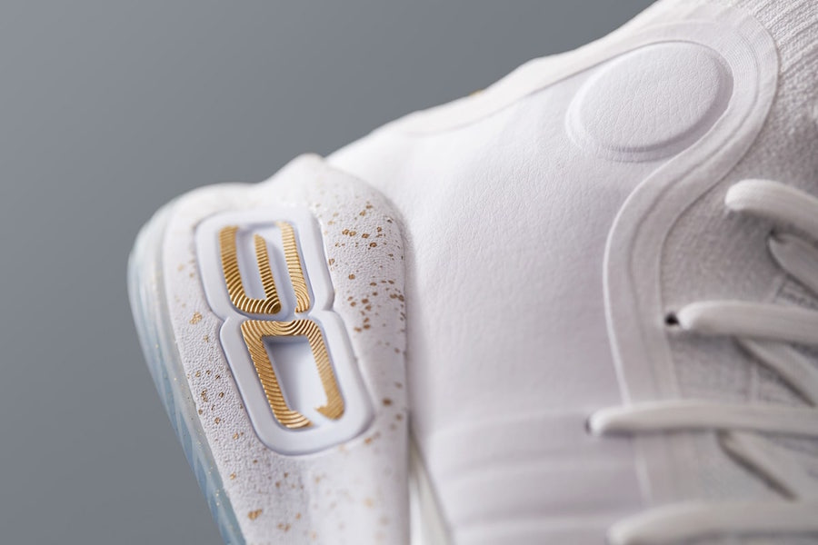 Under Armour Curry 4 White Gold Release Date