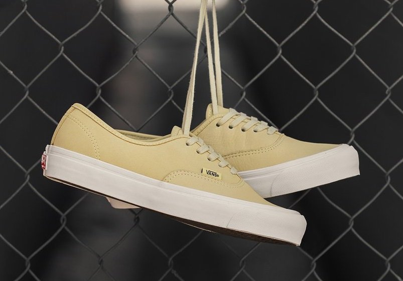 Vans Authentic Pale Banana
