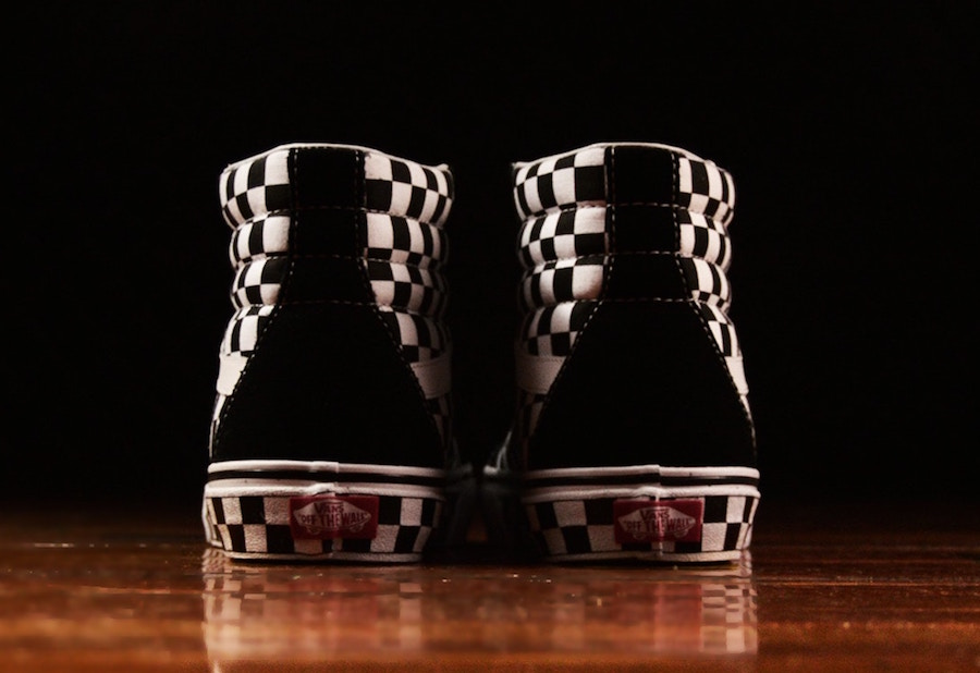 Vans Checkerboard SK8-Hi Reissue