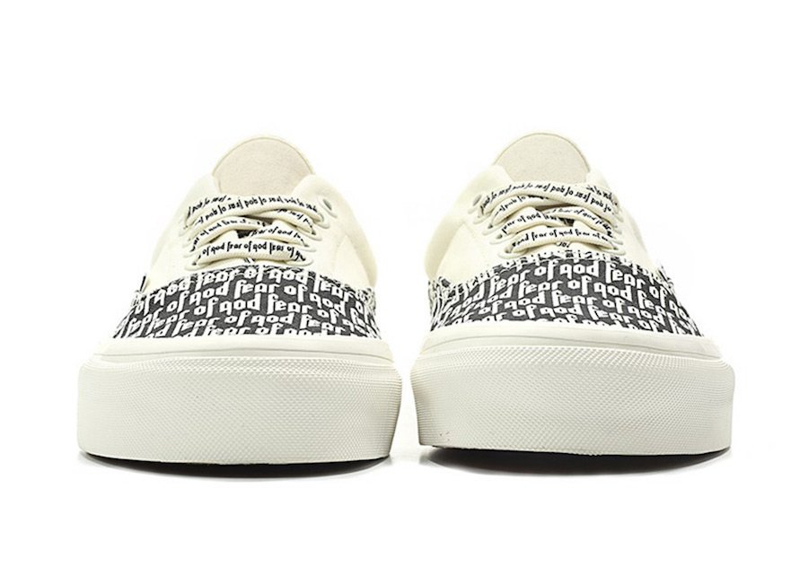 Vans Fear of God Era White