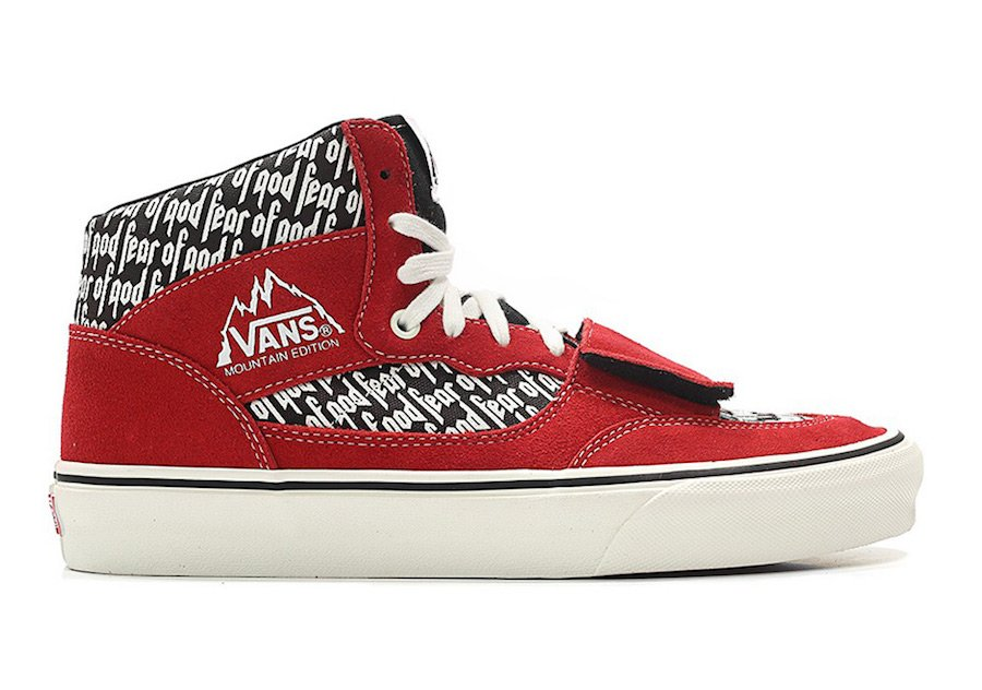 Vans Fear of God Mountain Edition