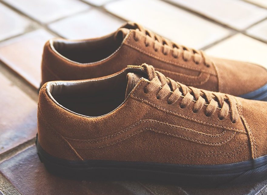 Vans Old Skool Teak Brown