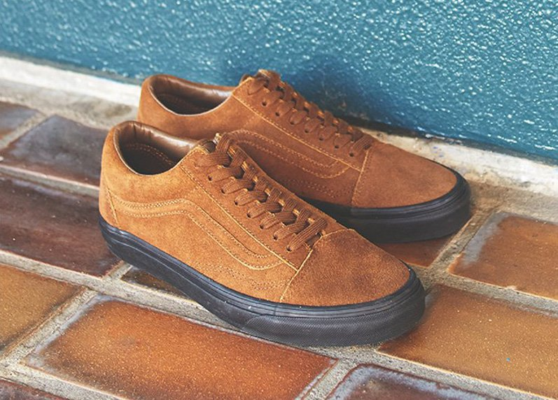 Vans Old Skool Teak Brown | SneakerFiles