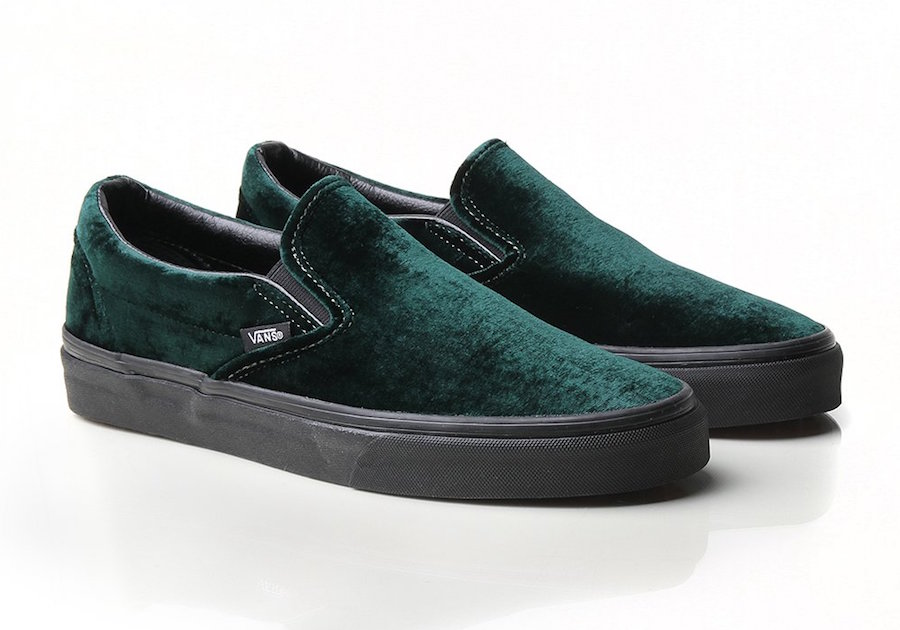 ea756 e5713 green slip on vans pre order - pranburilocation.com 15fee5d4f