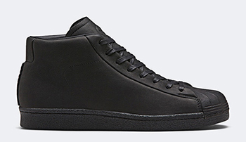 wings+horns adidas Superstar Pro Model Black